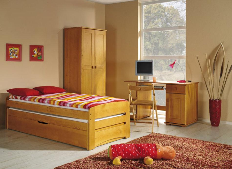 DOLMAR BARTEK gulta (izvelkams, ar veļas kasti) 5484  224.00